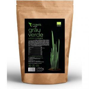 IARBA DE GRAU PULBERE ORGANICA/BIO 150 g, Niavis