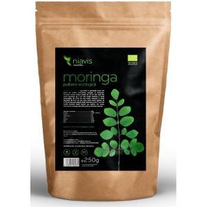 MORINGA PULBERE 100% NATURALA, 250 gr, Niavis