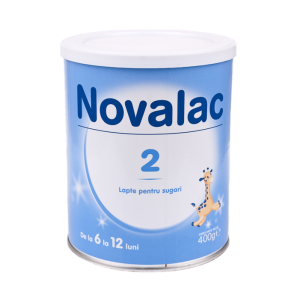 NOVALAC 2 (6-12 luni) 400 g, Sun Wave Pharma