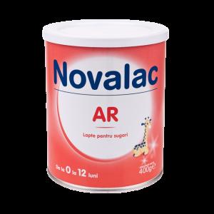 NOVALAC AR (0-12 luni) 400 g, Sun Wave Pharma