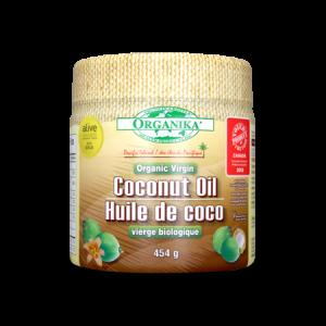 ULEI DE COCOS VIRGIN ORGANIC/BIO 454 g, Organika