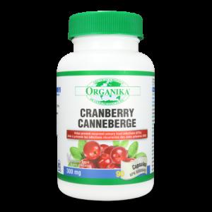 CRANBERRY (MERISOR) 300 mg, 90 capsule, Organika
