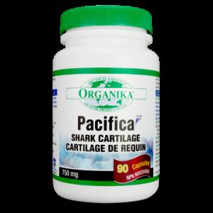 CARTILAJ DE RECHIN 750 mg, 90 capsule, Organika