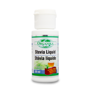 STEVIA LIQUID 60 ml, Organika