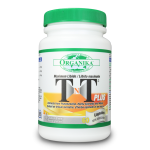 TNT PLUS 600 mg, 60 capsule, Organika
