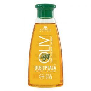 ULEI PENTRU PLAJA CU FACTOR DE PROTECTIE 6, 200 ml, Cosmetic Plant