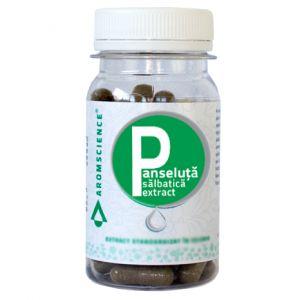 PANSELUTA SALBATICA (TREI FRATI PATATI) EXTRACT BIO 175 mg, Aromscience