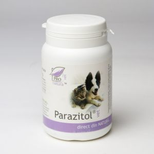 PARAZITOL VET 50 comprimate, Laboratoarele Medica