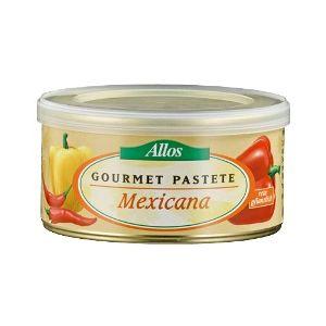 PATE VEGETAL MEXICANA - FARA GLUTEN BIO 125 g, Allos