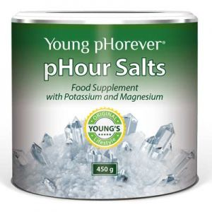 PHOUR SALTS 450 g, Young Phorever
