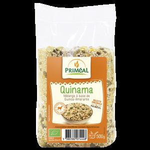 QUINAMA BIO (QUINOA, AMARANTH) 500 g, Primeal