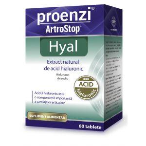 PROENZI ARTROSTOP HYAL, 60 tablete, Walmark