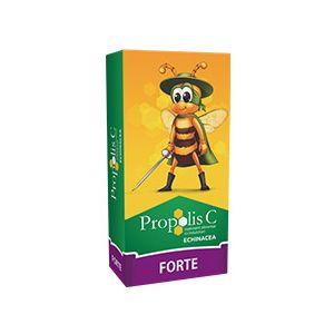 PROPOLIS C ECHINACEA FORTE, 30+10 comprimate, Fiterman Pharma