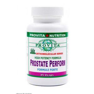 PROSTATE PERFORM FORTE 60 capsule, Provita Nutrition
