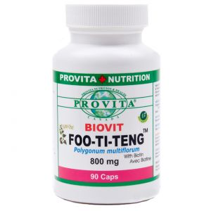 FOO-TI-TENG BIOVIT 800 mg, 90 capsule, Provita Nutrition