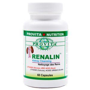 RENALIN 60 capsule, Provita Nutrition