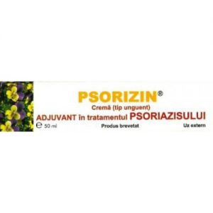 CREMA TIP UNGUENT - PSORIZIN, 50 ml, Elzin Plant