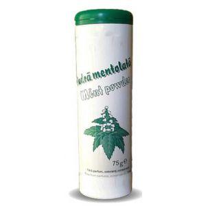 PUDRA MENTOLATA 75 g, Mebra