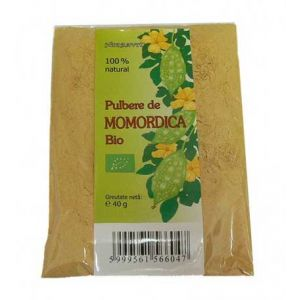 MOMORDICA PULBERE BIO 40 g, Herbavit