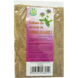 ARMURARIU PULBERE 40 g, Herbavit