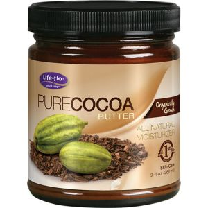 COCOA PURE BUTTER BIO 266 ml, Life-flo
