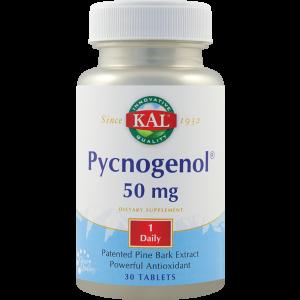 PYCNOGENOL 50 mg, 30 tablete, Kal