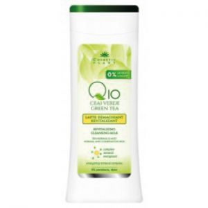 LAPTE DEMACHIANT ANTIRID Q10 + CEAI VERDE SI COMPLEX MINERAL ENERGIZANT 200 ml, Cosmetic Plant