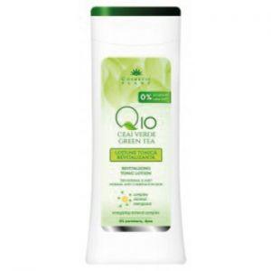 LOTIUNE TONICA REVITALIZANTA Q10 + CEAI VERDE SI COMPLEX MINERAL ENERGIZANT 200 ml, Cosmetic Plant