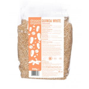 QUINOA ALBA BIO 300 g, Dragon Superfoods