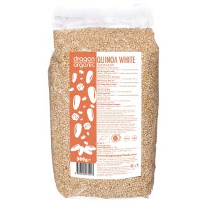 QUINOA ALBA BIO 500 g, Dragon Superfoods