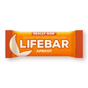 BATON CU CAISE LIFEBAR RAW BIO, 47 g, Lifefood