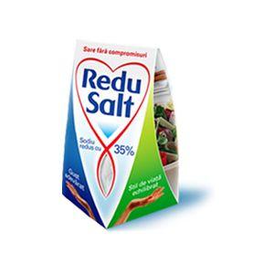 REDUSALT - Sare cu continut redus de Sodiu, 150/350 g, Sly Nutritia