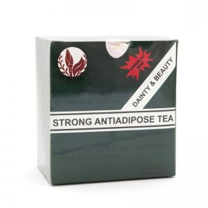 ANTIADIPOS STRONG, Ceai 30 plicuri x 2 g, Dainty & Beauty