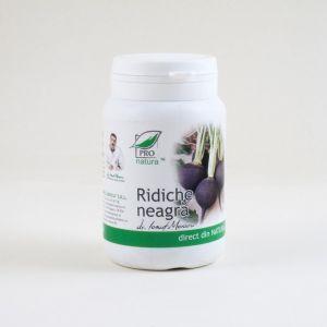 RIDICHE NEAGRA , 60 capsule, Laboratoarele Medica