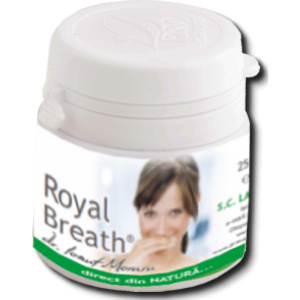 ROYAL BREATH, 25 capsule, Laboratoarele Medica