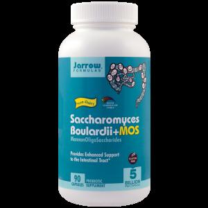 SACCHAROMYCES BOULARDII + MOS 90 capsule, Jarrow Formulas