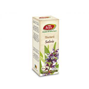 TINCTURA DE SALVIE, 30 ml, Fares