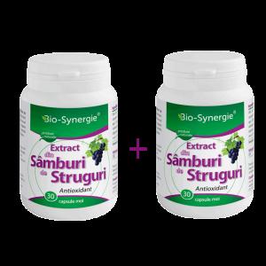 EXTRACT DE SAMBURI DE STRUGURI 30 capsule 1+1 GRATIS, Bio Synergie