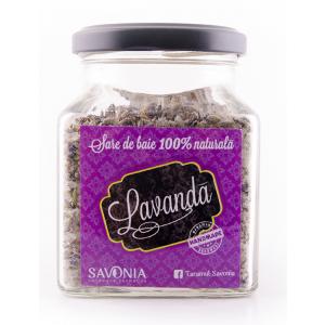 SARE DE BAIE CU LAVANDA 250 g, Savonia