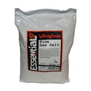 SARE DE MARE FINA, 500 g, Essential