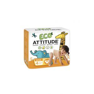SCUTECE ECOLOGICE DE UNICA FOLOSINTA, MARIMEA 4 (9-14 kg), 26 buc, Attitude