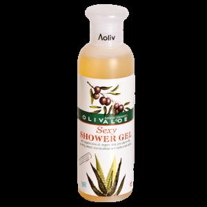 GEL DE DUS SEXY - OLIVALOE 200 ml, Aoliv