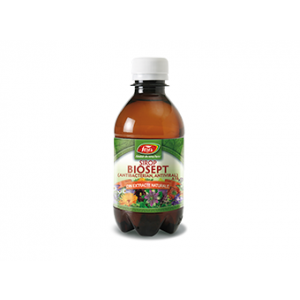 BIOSEPT (antibacterian, antiviral) Sirop A16, 250 ml, Fares