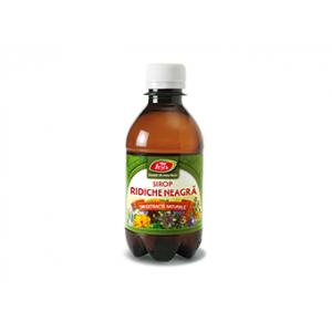 RIDICHE NEAGRA R28, Sirop 250 ml, Fares