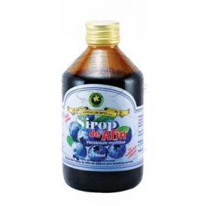 SIROP AFIN CU INDULCITOR NATURAL HYPER STEVIA 250 ml, Hypericum Impex