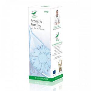BRONCHOFORT DAY SIROP, 100 ml, Laboratoarele Medica
