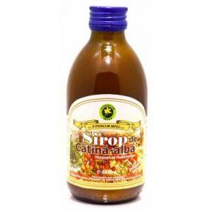 SIROP CATINA ALBA CU INDULCITOR NATURAL 250 ml, Hypericum Impex