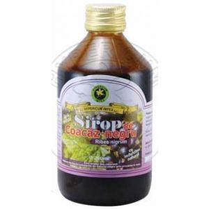 SIROP COACAZ NEGRU HIPOCALORIC 500 ml, Hypericum Impex