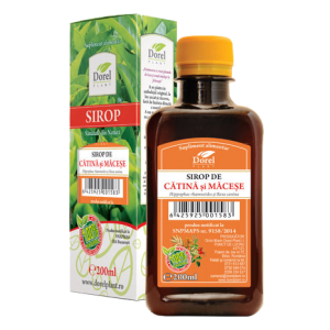 CATINA SI MACESE, Sirop 200/500 ml, Dorel Plant