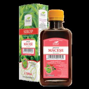 MACESE, Sirop 200/500 ml, Dorel Plant